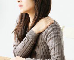 肩の痛みの原因について