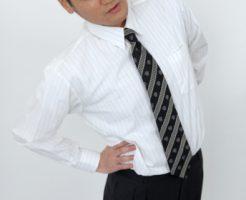 腰の痛みの原因について